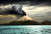 Jak wulkan niszczy