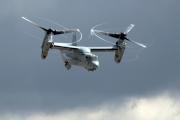 Nocne manewry V-22 Osprey