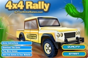 GRA FLASH: 4x4 Rally