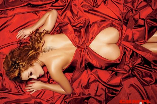 Najlepszy sposób na spędzenie Walentynek - podziwianie Malwiny!