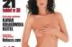 Violetta Kołakowska na okładce CKM - lipiec 2000