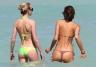 Irina Shayk na plażach Miami