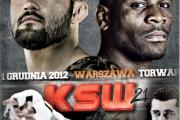 KSW 21 w Warszawie!