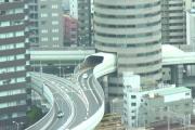 Autostrada w ... budynku