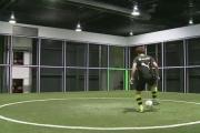 The Footbonaut - trening na wyższym poziomie