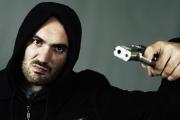 Gangster uratował policjanta
