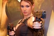 Żywa Lara Croft