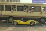 Najniższe auto świata