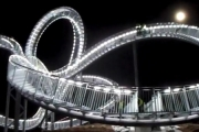 Pieszy rollercoaster