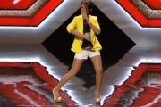 X-Factor Ukraina - Julia Plaksina