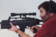Pistolet do konsoli