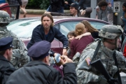 "Brad Pitt w ""World War Z"