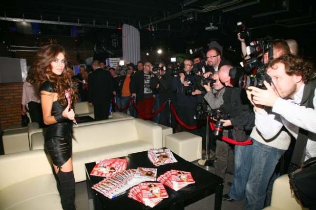 Natalia Siwiec na Fotoerotice Playboya
