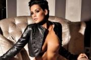 Niki Daniludisz nago w Playboyu