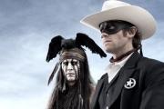 The Lone Ranger - Jeździec znikąd