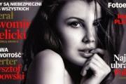 Olga Kamińska nago w Playboyu