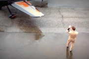 Rozgrzewka pilota