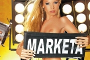 Marketa Belonoha - kiedyś i dziś