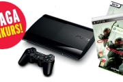 Wygraj PS3 Super Slim 500GB i