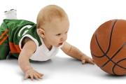 Titus - dwuletni magik koszykówki