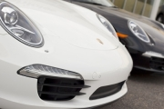 Policyjne Porsche 911 Carrera S