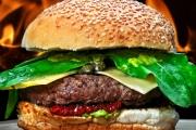 Najostrzejszy burger świata