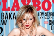 Joanna Majstrak w kwietniowym Playboyu