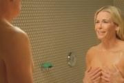 Talk show nago pod prysznicem