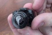 Najmniejszy aparat świata