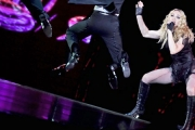 Mega aktywna Madonna