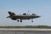 Myśliwiec startujący pionowo