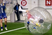Bubble football - nowy sport