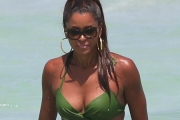 Claudia Jordan w bikini