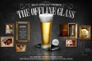 Offline Glass - szklanka antyspołecznościowa