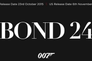 Jest data premiery 24. filmu o Bondzie!