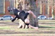 Damien Walters - miejski akrobata