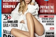Maja Bohosiewicz w najnowszym Playboyu!