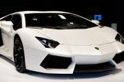 Lamborghini Aventador w częściach