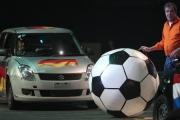 Top Gear Live - mecz!