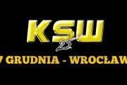 KSW 25 - pierwsze zestawienia