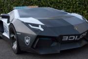 Lamborghini z papieru