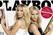 Marta Wójcik i Aida Bella w najnowszym Playboyu