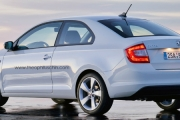 Skoda Rapid Coupe?