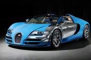 3 Bugatti po 10 mln zł każdy