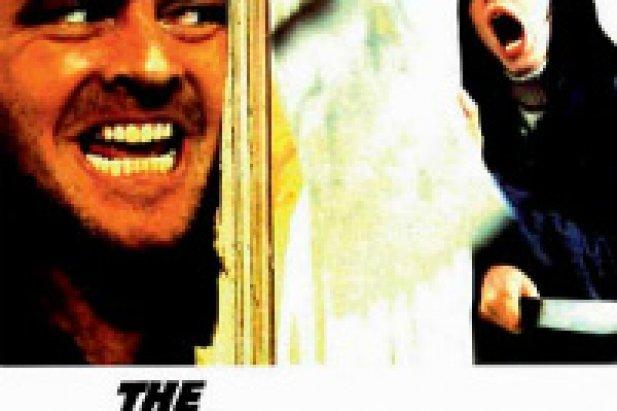Plakat filmu Lśnienie