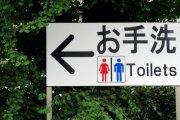 Dom publiczny w toalecie