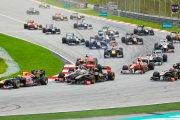 Formuła 1. Bolidy sezonu 2014