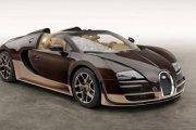 9 mln zł za Bugatti