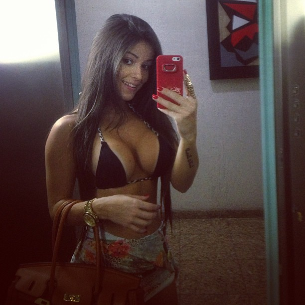 Bianca Anchieta - bikini fitness