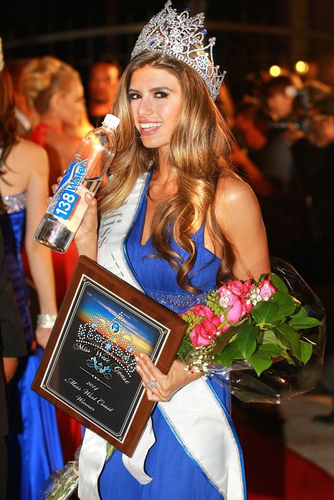 Miss West Coast 2014 Vanessa Golub